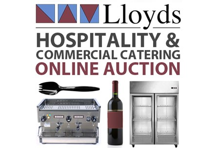 Catering And Hospitality Auction Lloyds Auctions