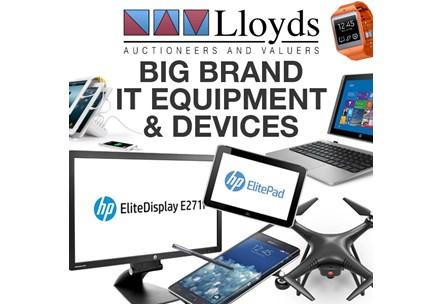 Computers, TVs & Electronics Auction | Lloyds Auctions