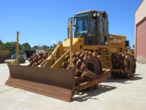 Compactor Heavy Equipment