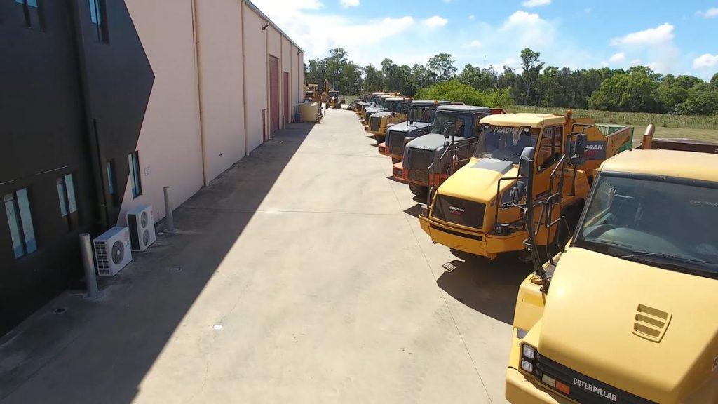 Articulated Trucks Heavy Equipment