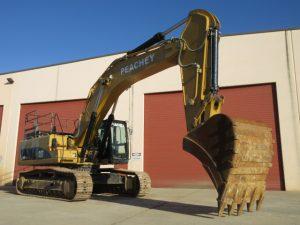 Excavator Heavy Equipment