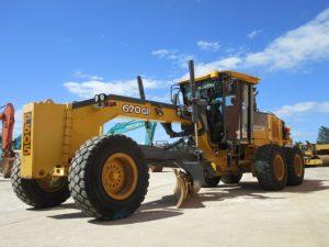 Grader Heavy Equipment