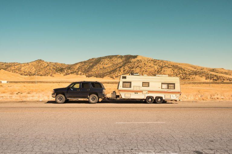 Campers, Campervans and Motorhomes