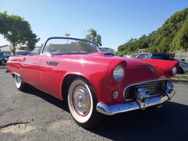1950s Ford Thunderbird