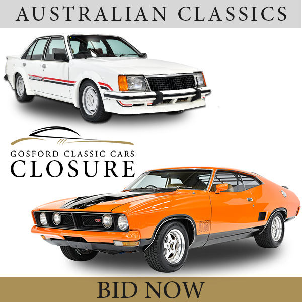 Rare & Collectable Classic Car Auctions