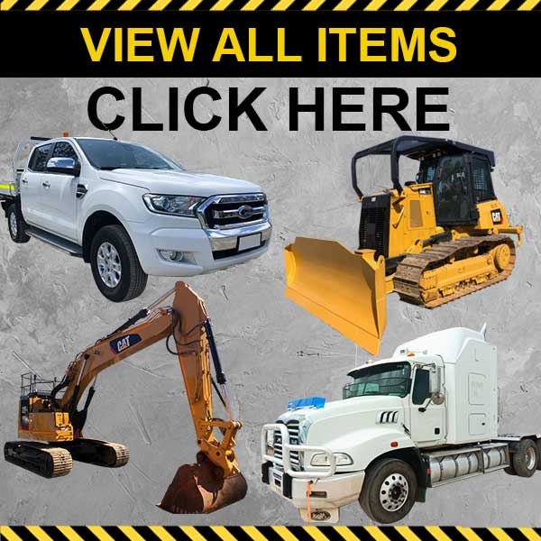 Heavy Equipment Auction Lots