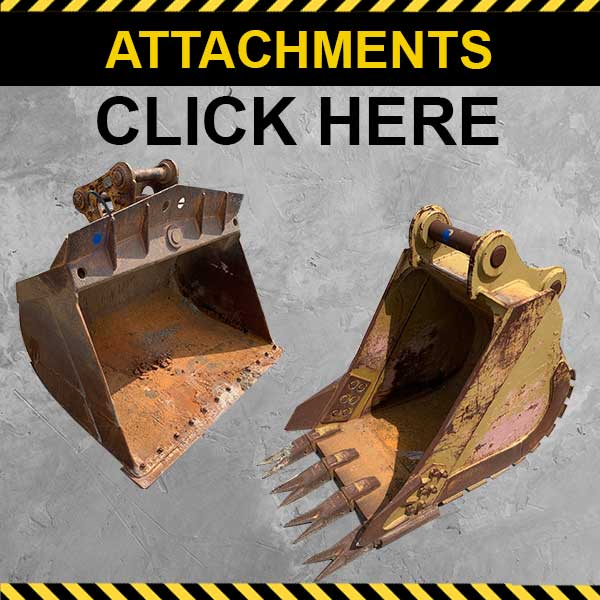 Attachments Heavy Equipment Auction Lots