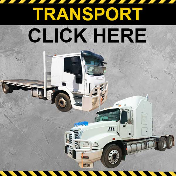 Transport Heavy Equipment Auction Lots