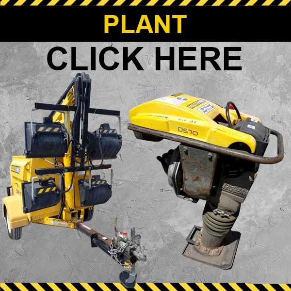 Plant Heavy Equipment Auction Lots