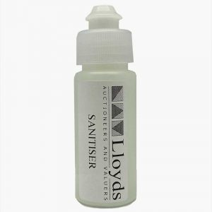 Lloyds Free hand sanitizer