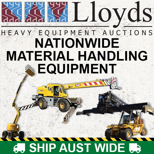 material handling equiptment
