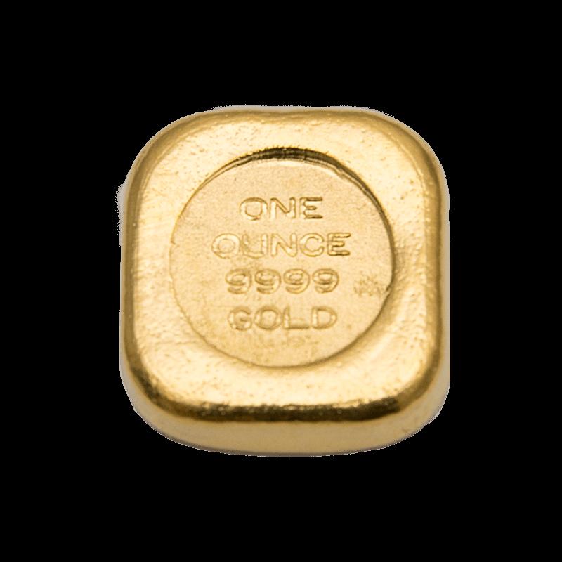 gold square