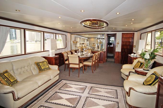 yacht hull