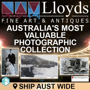 Australia's Most Valuable Photographic Collection