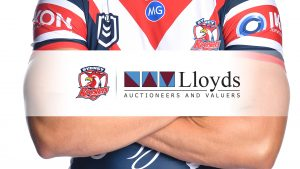 Roosters NRL Partnership