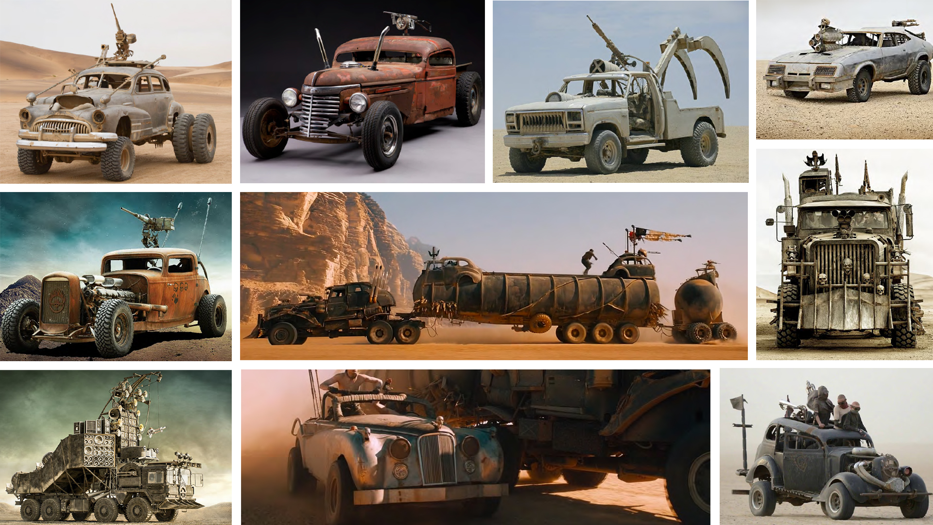 Mad Max Collection Auction